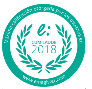 Sello Cum Laude - TCM