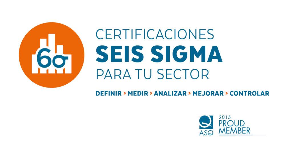 TCM - Metodología Seis Sigma avalada por ASQ