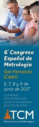 6º Congreso Español de Metrología - Técnicas de Control Metrológico