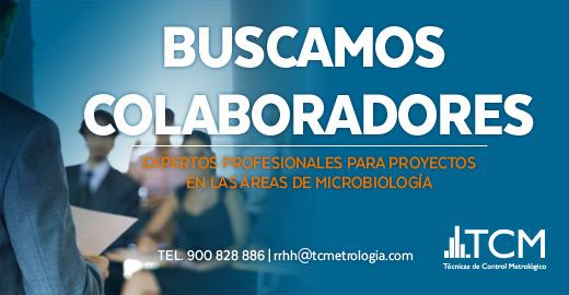 Experto Técnico en áreas de Microbilogía - TÉCNICAS DE CONTROL METROLÓGICO