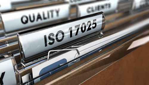 ISO 17025 - TÉCNICAS DE CONTROL METROLÓGICO